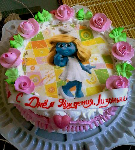 Торт из Академии вкуса обошелся в 750 рублей