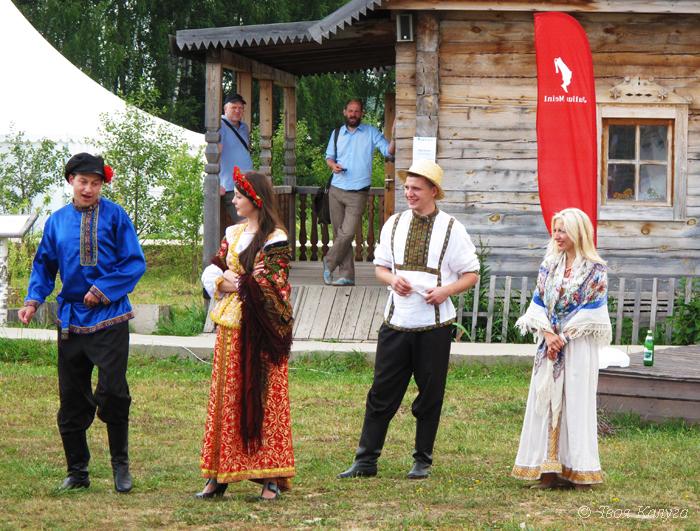 Развлечения в Этномире