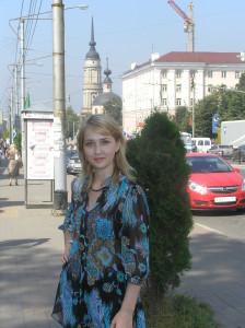 Зоя Спицына