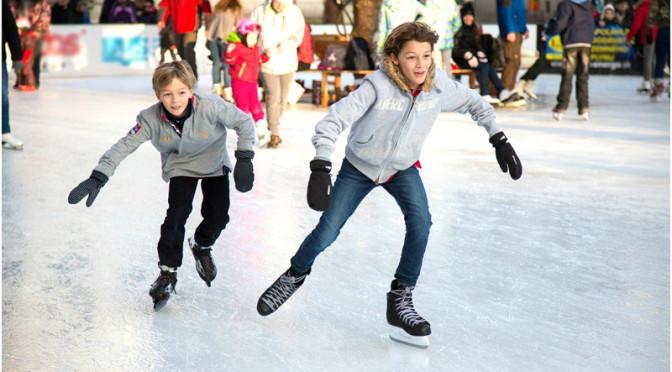 Катки Калуги, или где в нашем городе покататься на коньках