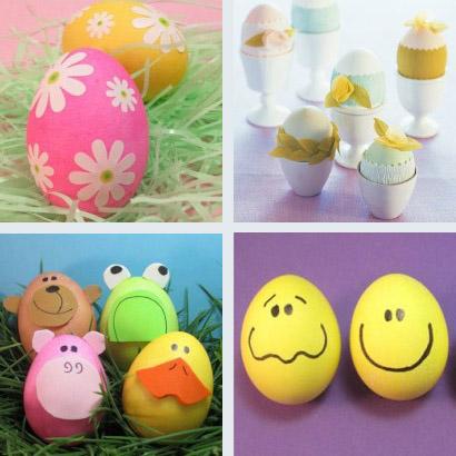 Пасхальные яйца идеи своими руками