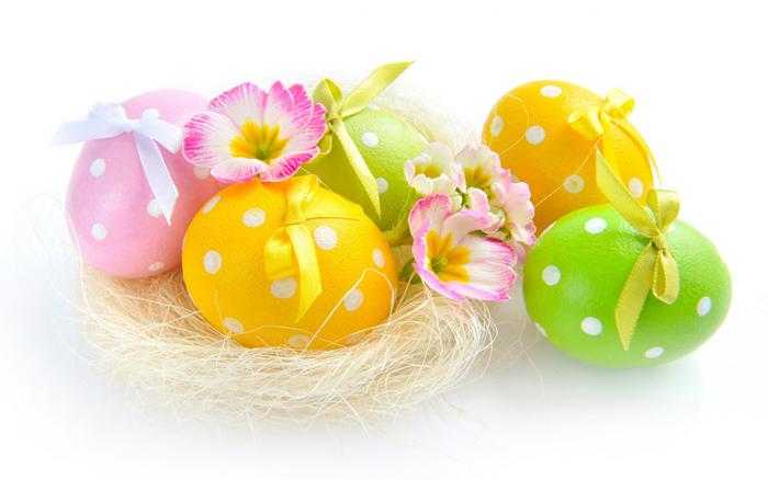 Креативные пасхальные яйца