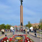 Новая площадь Победы - 2015