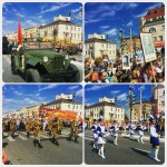 Парад Победы-2015 в Калуге