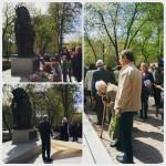 Памятник труженикам тыла в Калуге