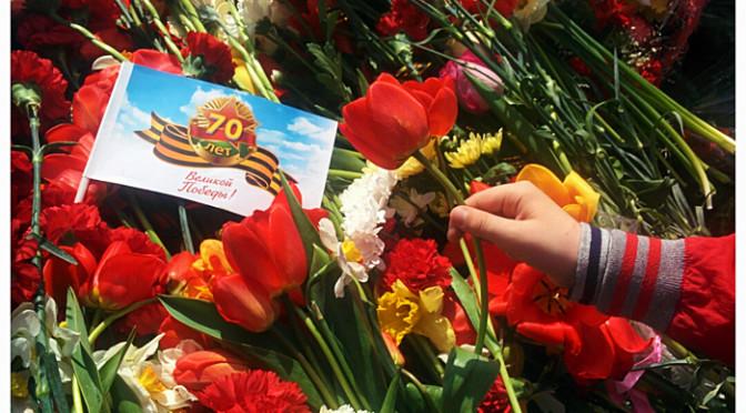 День Победы-2015 в Калуге. Фотопроект Надежды Карповой