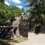 Парк Три богатыря в Козельске