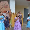 Праздничный концерт в День семьи в Канищево