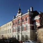 Калуга, усадьба Билибиных с церковью