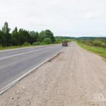 Трасса на Кондрово