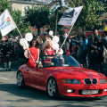 Кабриолет в День города Калуги