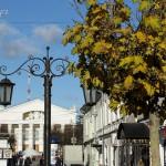 Ноябрь на Театралке в Калуге