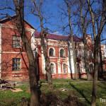 Палаты Коробовых. Вид сзади