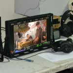 Съемочный процесс