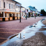 Театралка после дождя