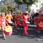 Маркакату — шоу барабанов