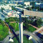 Монумент Победы. Фото Вадим Пинчук