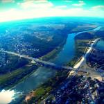 Мост через Оку. Фото Вадим Пинчук