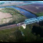 Мост через Угру. Фото Вадим Пинчук