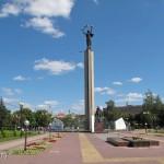 Площадь Победы, 2015 год