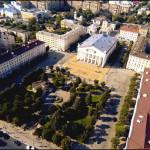 Театральная площадь. Фото Вадим Пинчук