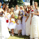 Свадебный салон Вальс на Дне города Калуги