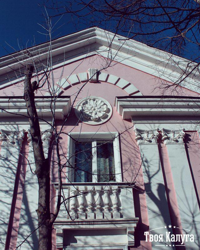 Дом на Пухова