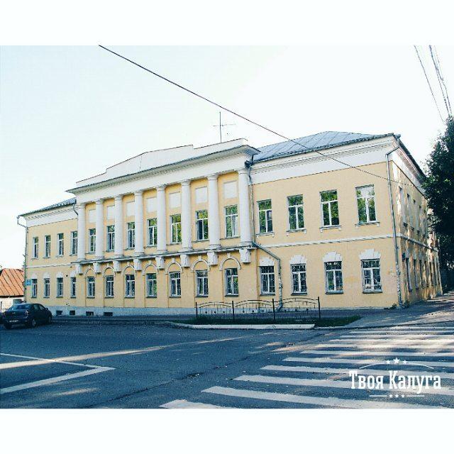Корпус Хлюснинской больницы