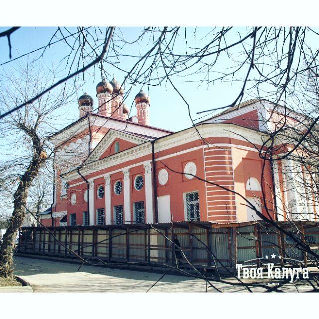 Церковь Георгия за лавками