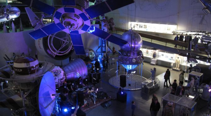 Ночь музеев 2016 в Калуге: фотоотчет
