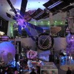 Ночь в музее космонавтики