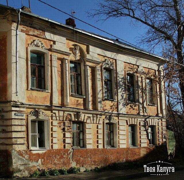 Дом Билибиных-Архангельских