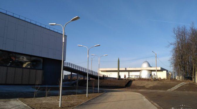Инновационный культурный центр Калуги. Фото