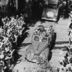 Встреча калужанами Гагарина