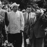 Юрий Гагарин в Калуге