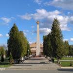 Сквер в Кирове