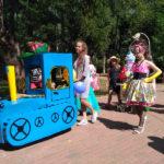 Парад колясок в Калуге 2018
