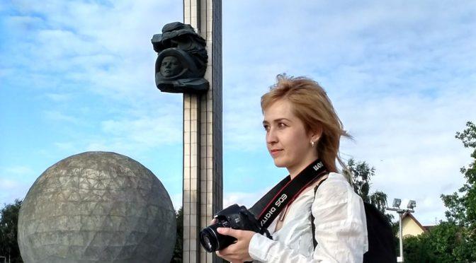 Зоя Спицына - калужский блогер