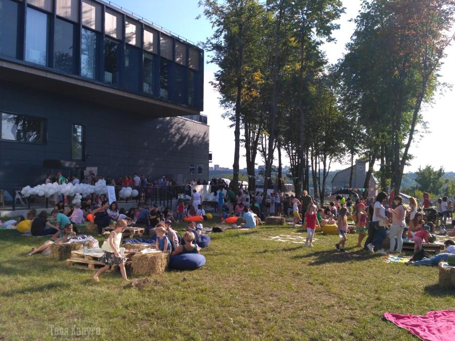 Летний фестиваль в ИКЦ