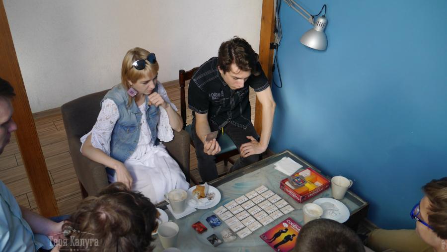 Интеллектуальные игры в Калуге