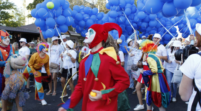 Карнавал в Калуге 2019