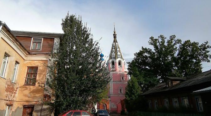 Тайна собора Святого Георгия в Калуге