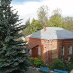Во дворе Георгиевского собора
