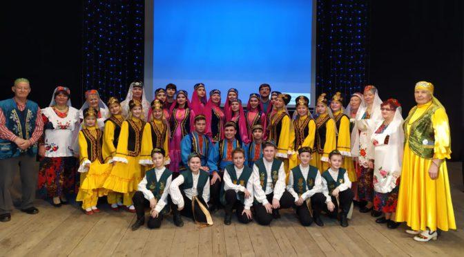 День национальной культуры Татарстана в Калуге. Фото и видео